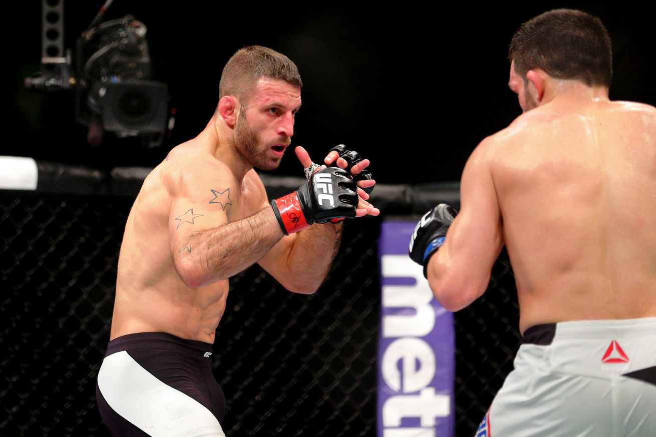 UFC Fight Night 88: Tarec Saffiedine cleared to compete vs. Rick Story