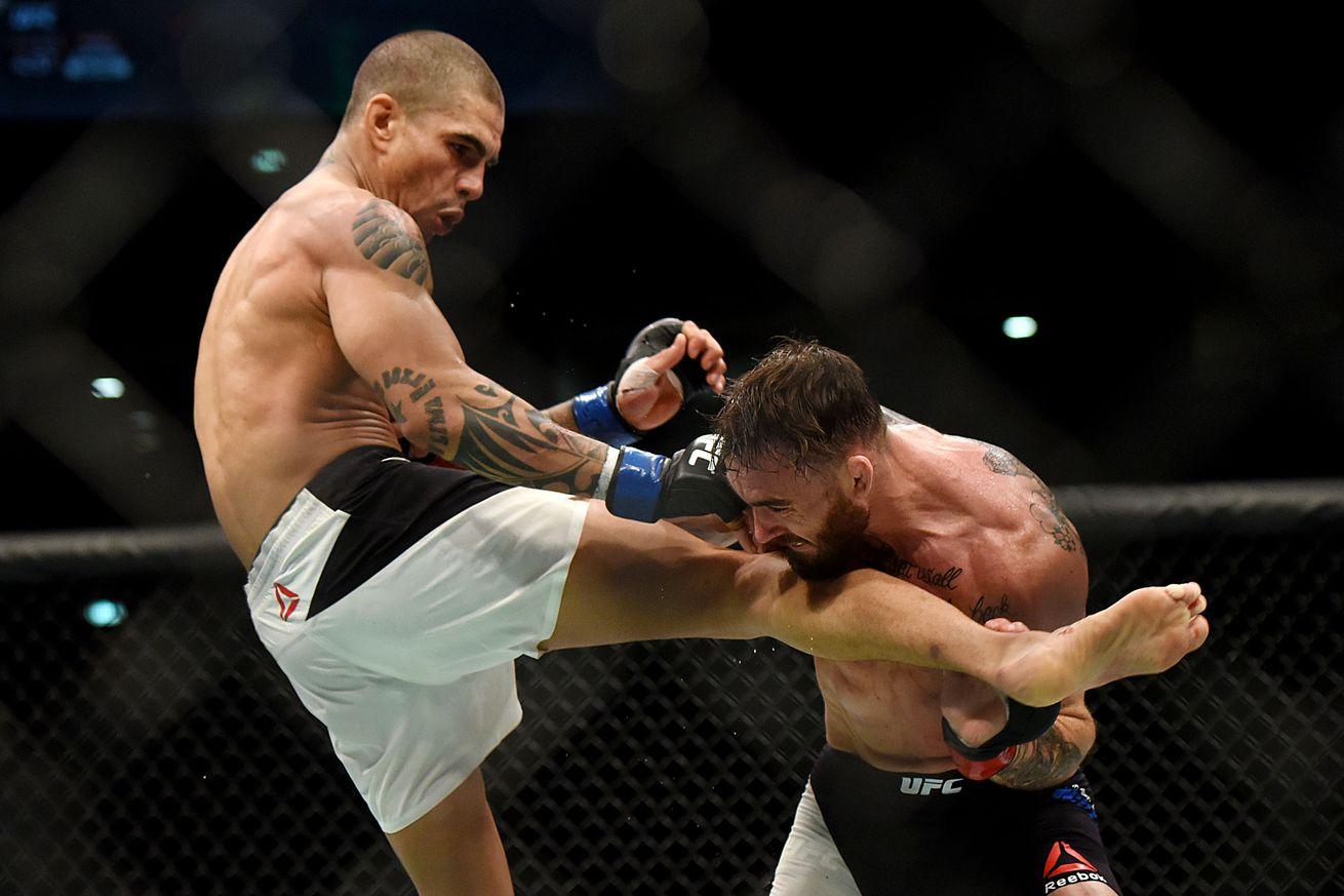 UFC parts ways with Lucas Martins despite recent win over Robert Whiteford