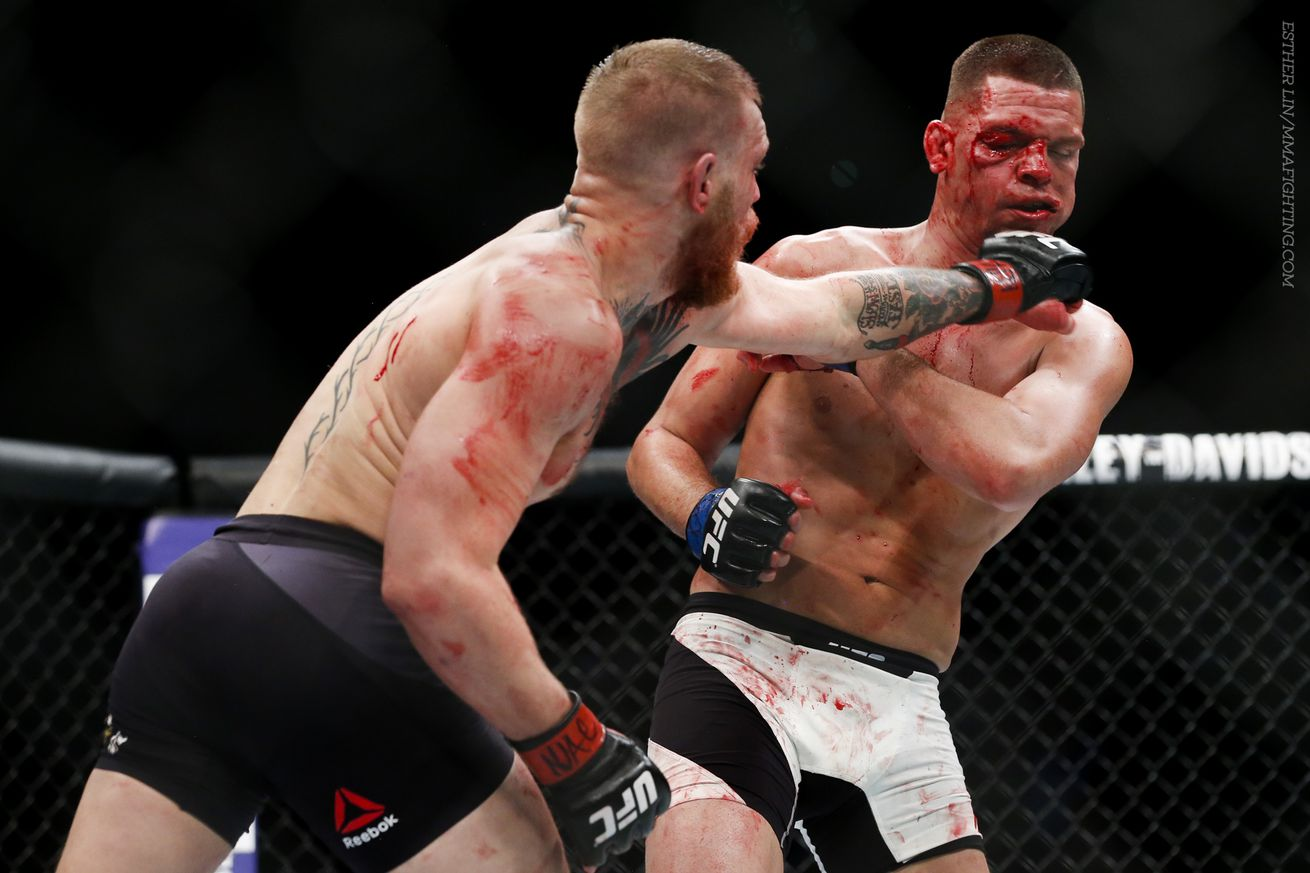 community news, Morning Report: Conor McGregor open to Nate Diaz rematch, Id love to get that one back