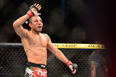 Jose Aldo injured, UFC 189 bout with Conor McGregor in jeopardy