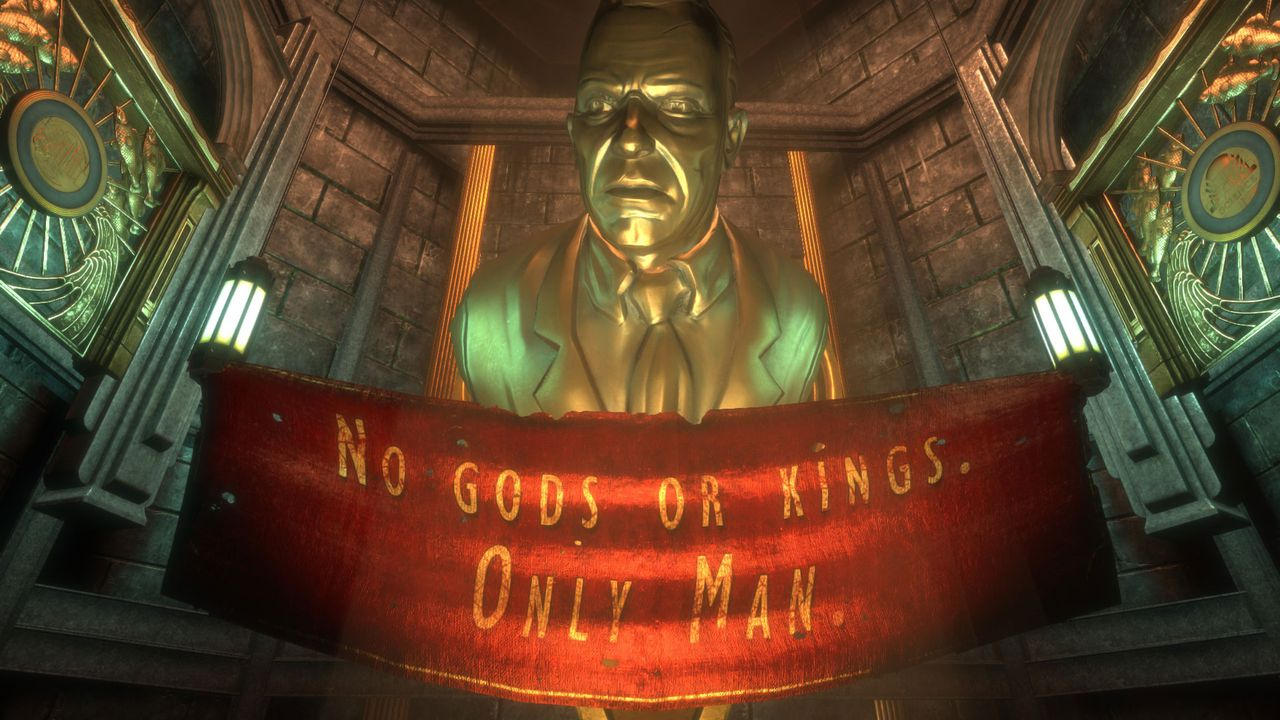 BioShock: The Collection Screens Leak Via 2K's Website
