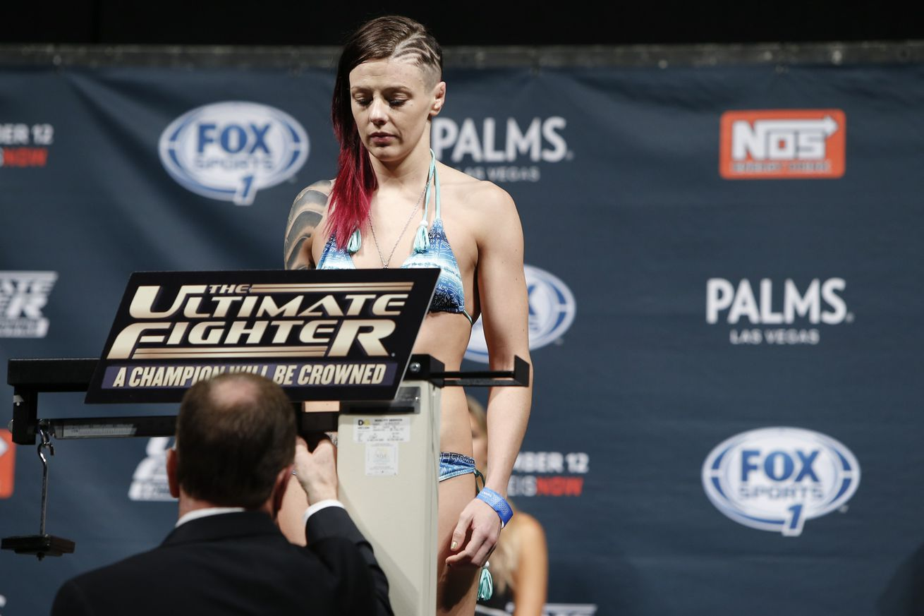 community news, Joanne Calderwood: Theres going to be a lot of UFC women who would move to 125