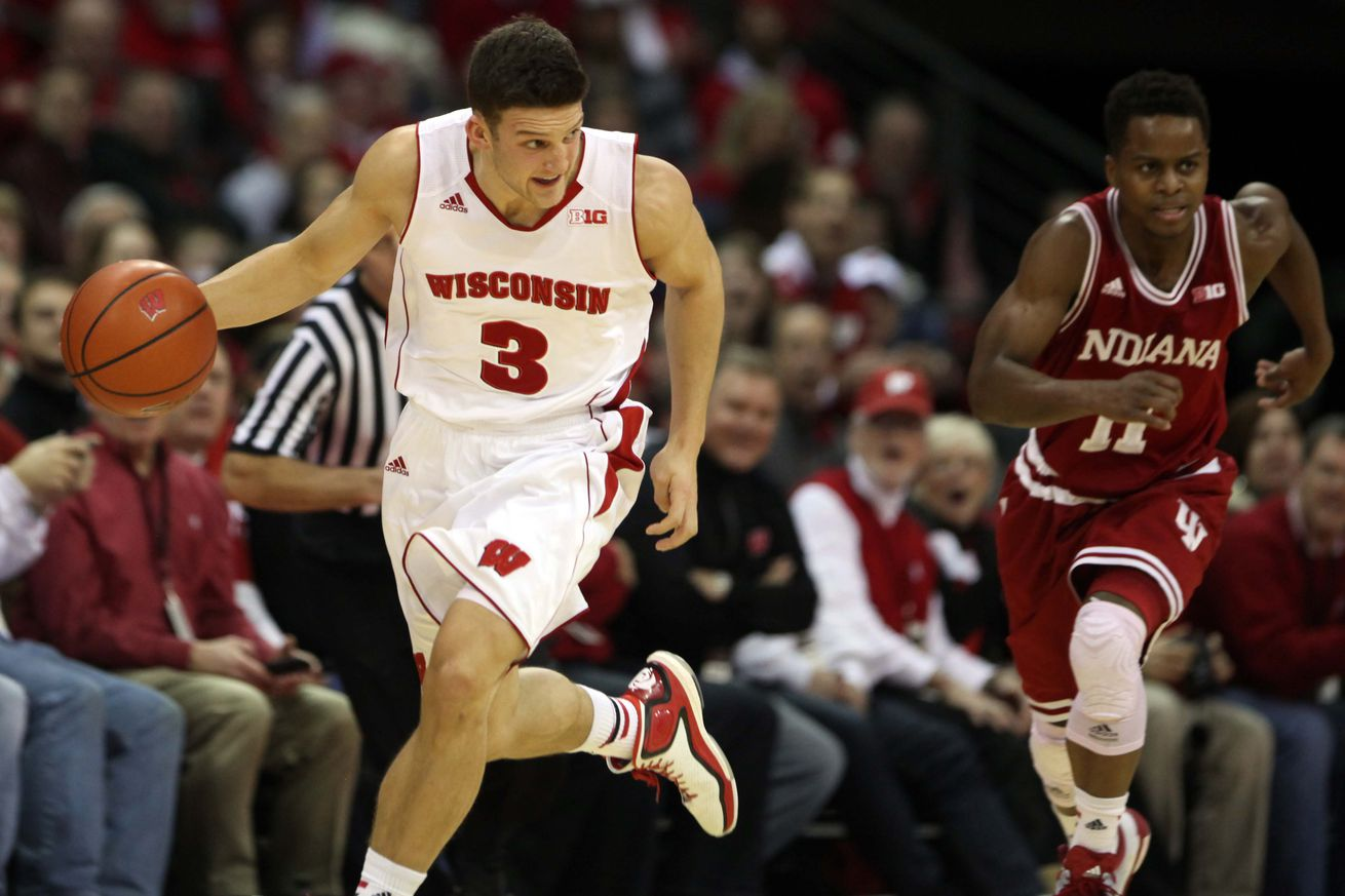 Wisconsin Badgers Basketball News, Schedule, Roster, Stats