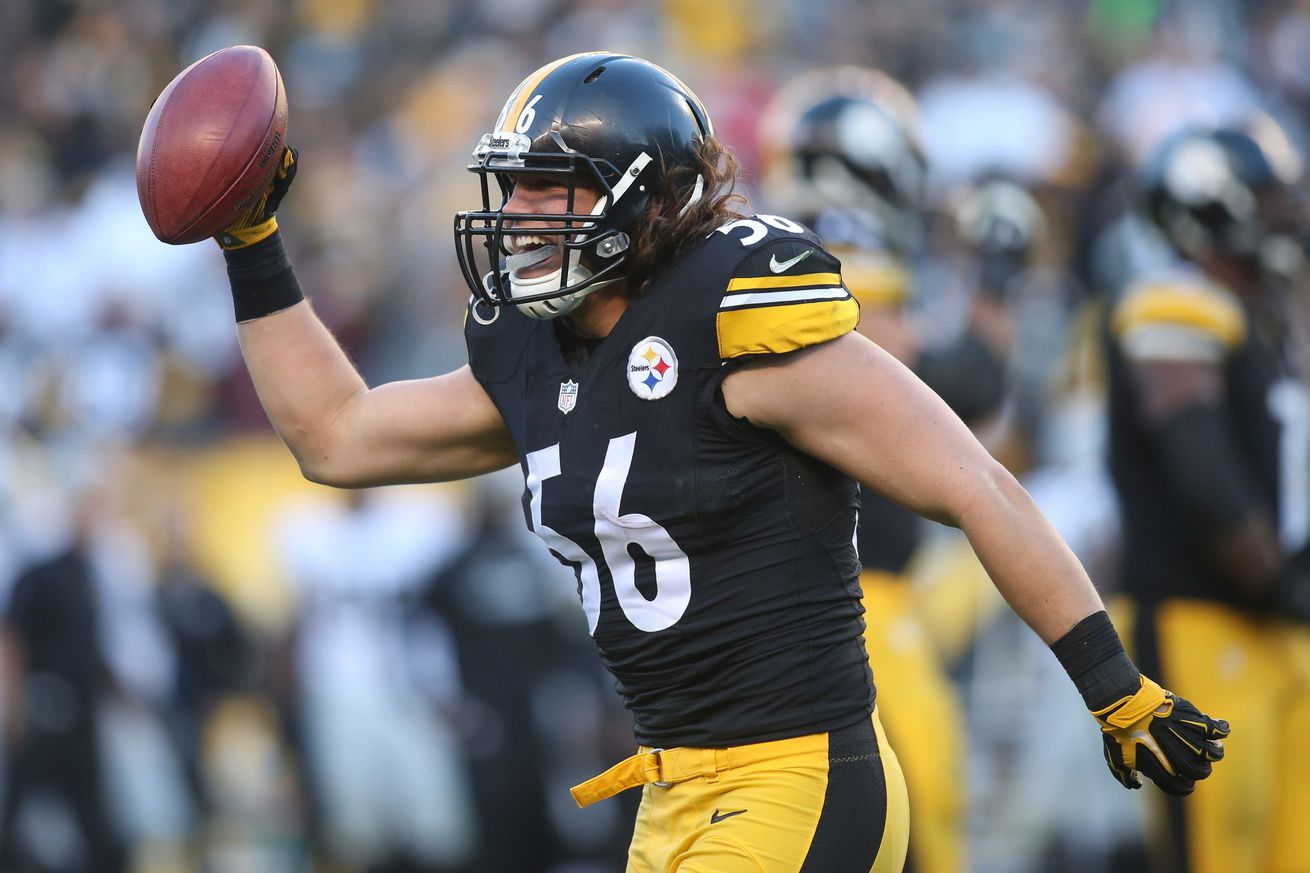 Hall of Fame LB Kevin Greene Gives Advice to Steelers OLB Anthony Chickillo