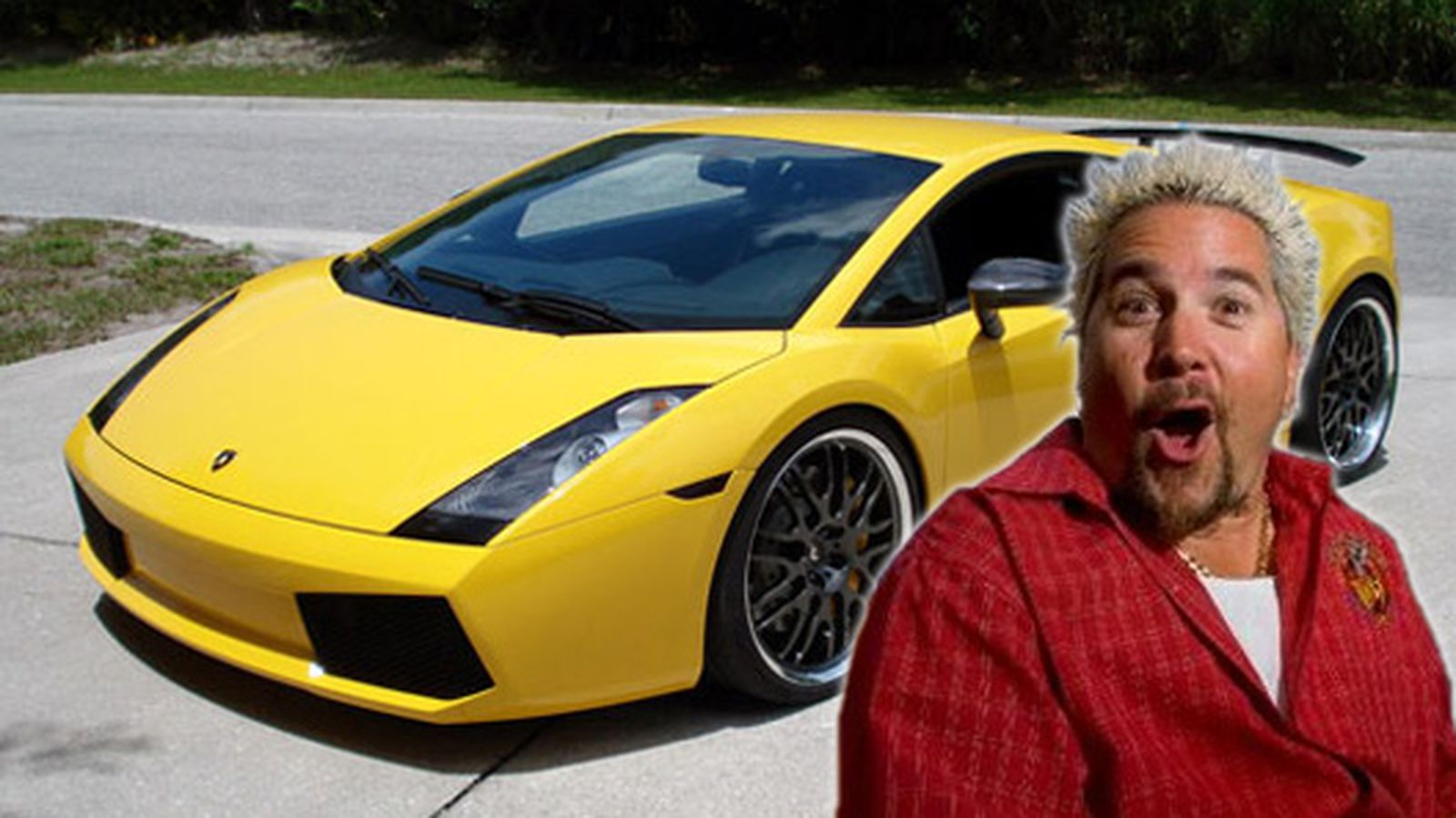Teen Behind Guy Fieri Lambo Heist Sentenced to Life  Eater