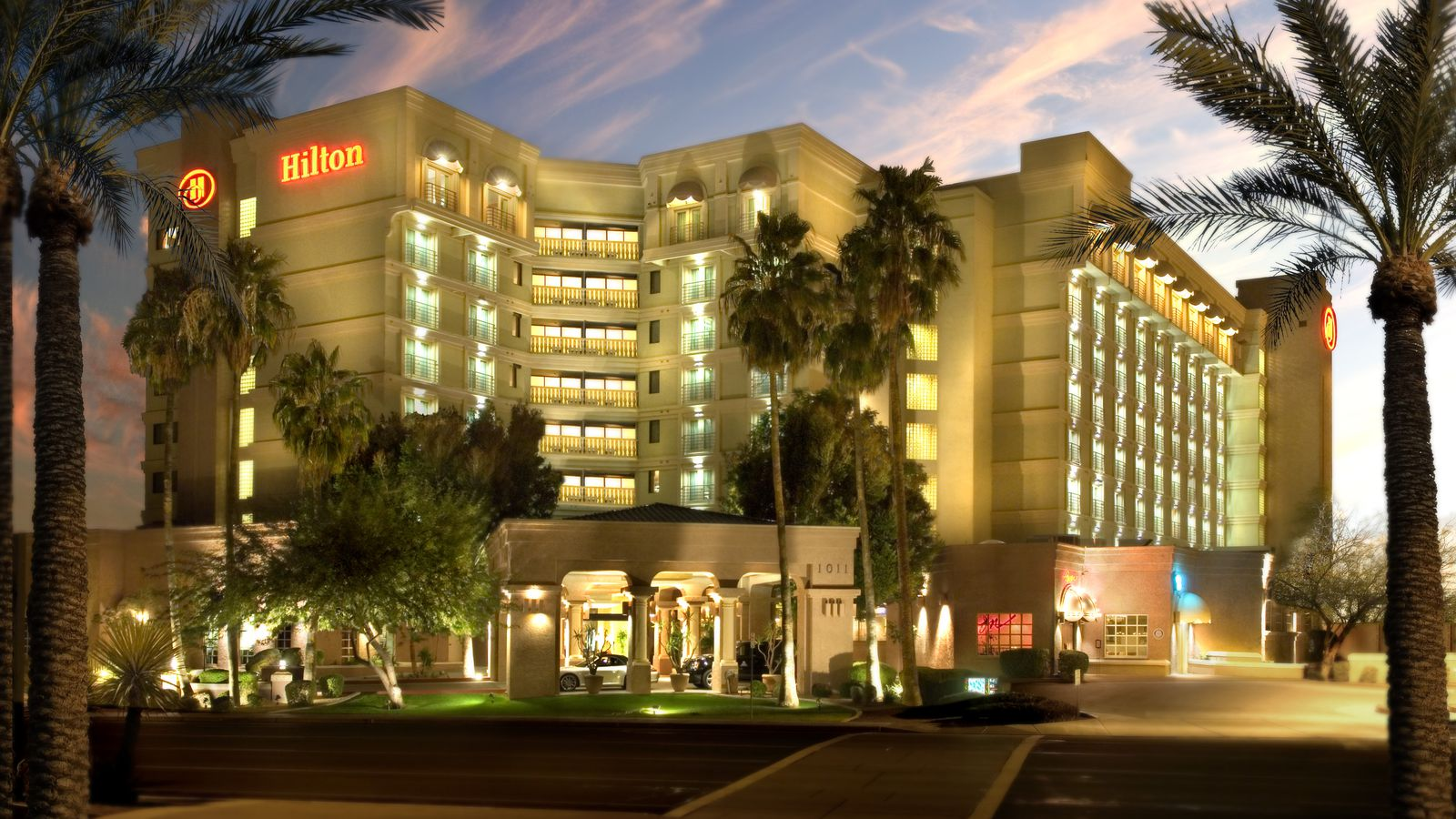 San Francisco Toyota Service >> The FCC is investigating whether Hilton Hotels blocks Wi ...