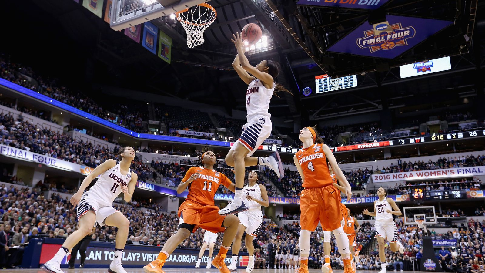 syracuse vs uconn mens basketball - photo#44