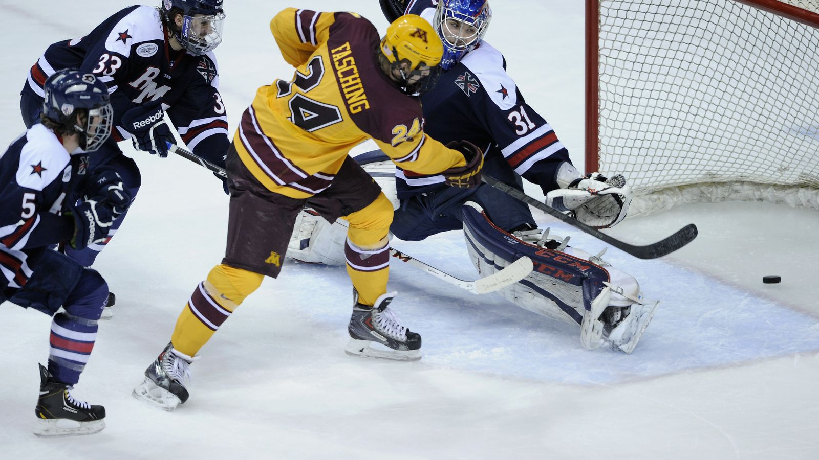 minnesota golden gopher hockey schedule