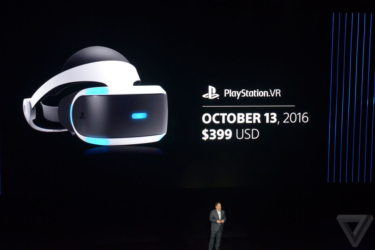 Sony is opening one last wave of PlayStation VR preorders in a few hours