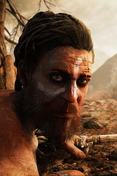 Far Cry Primal - archer crop b 480
