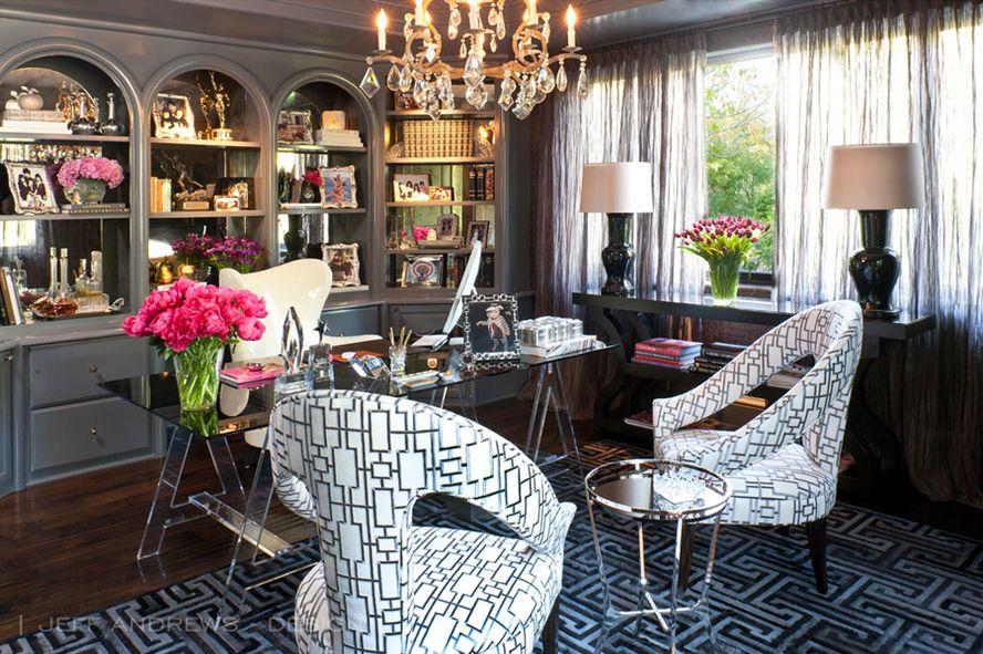 Tour kris jenner s redesigned mansion racked