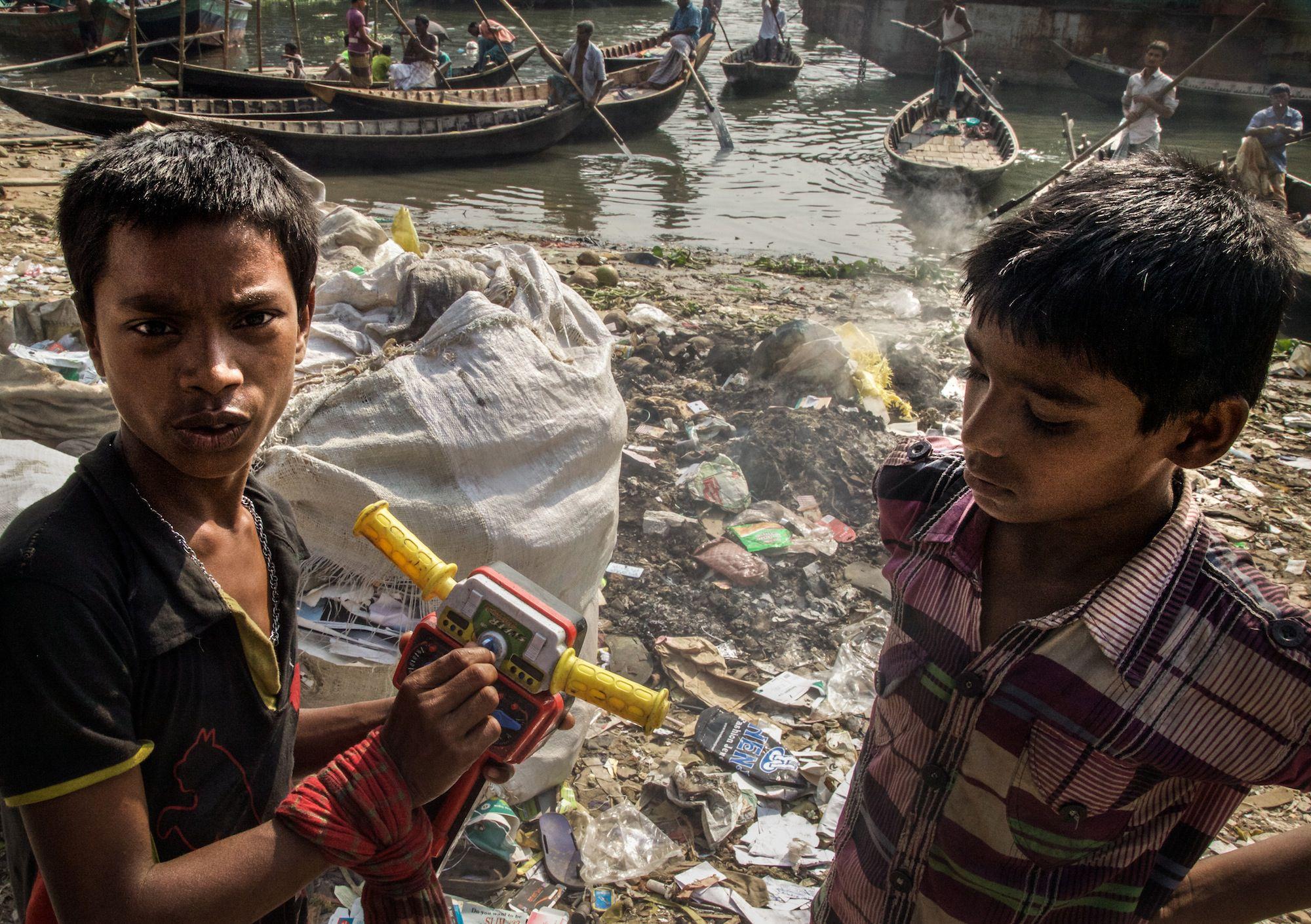 economy of bangladesh essay