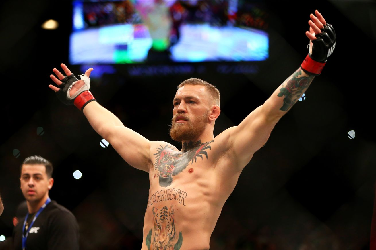 community news, Conor McGregors next move: Get naked for ESPNs Body Issue 2016