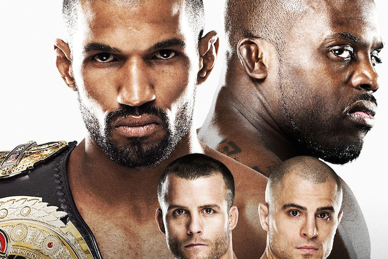 Bellator 155 results: LIVE Carvalho vs Manhoef streaming play by play updates TONIGHT on Spike TV