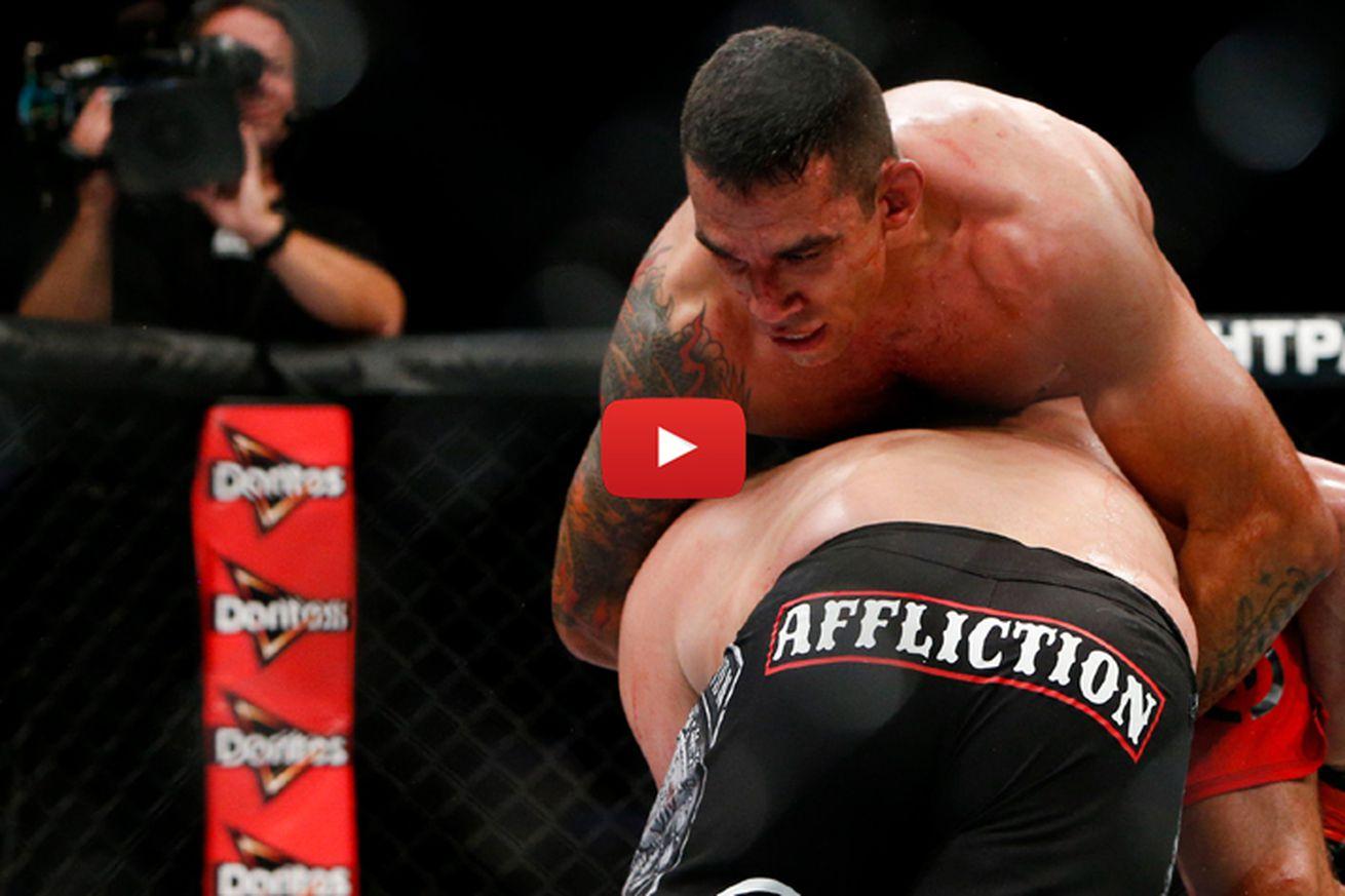 community news, Fabricio Werdum vs Stipe Miocic full fight video preview for UFC 198 main event in Brazil