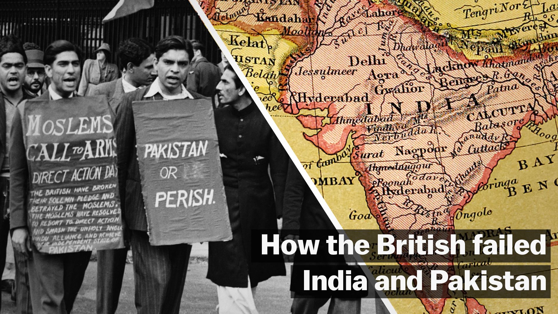 How the British failed India and Pakistan - Vox