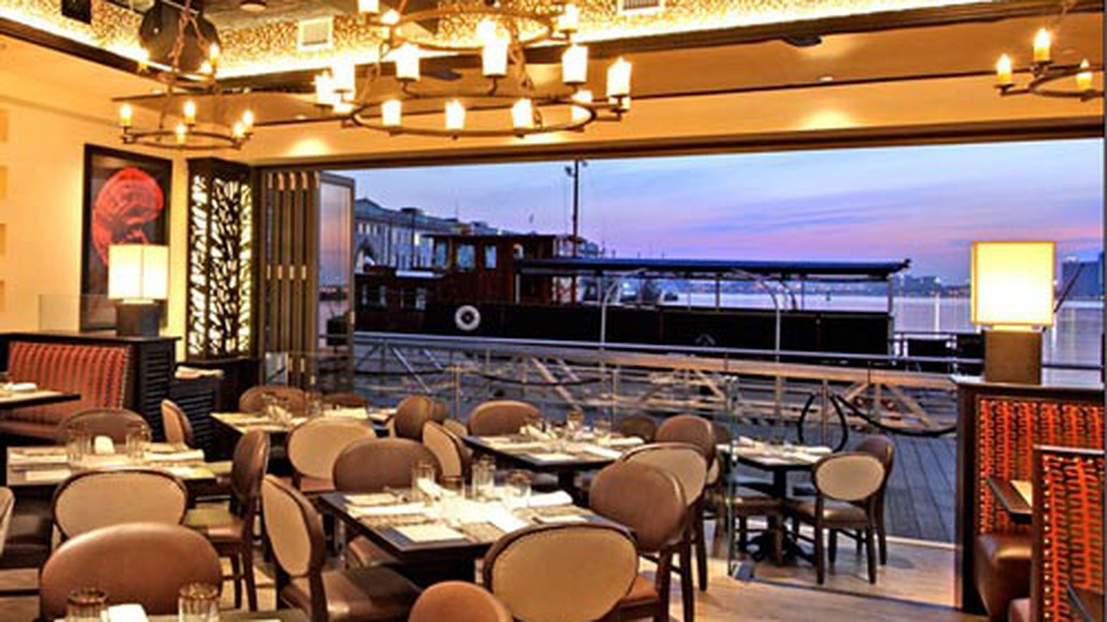 Meritage The Restaurant - Boston Harbor Hotel Restaurant ...