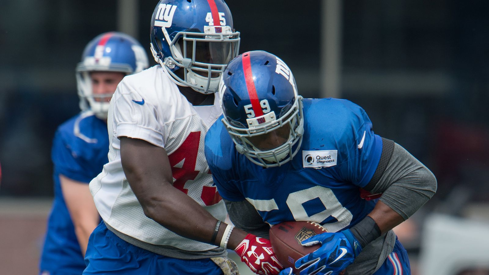 Official Nike Jerseys Cheap - New York Giants news, 8/4: Wade in the slot, expectations for Owa ...