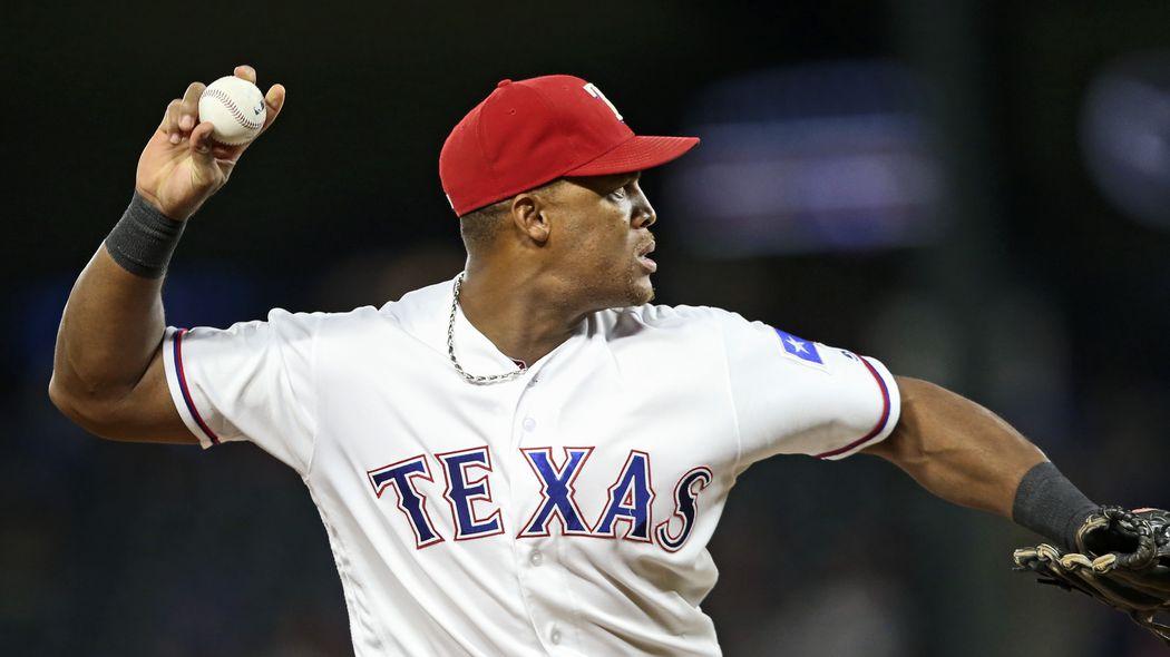 TexasRangers header image
