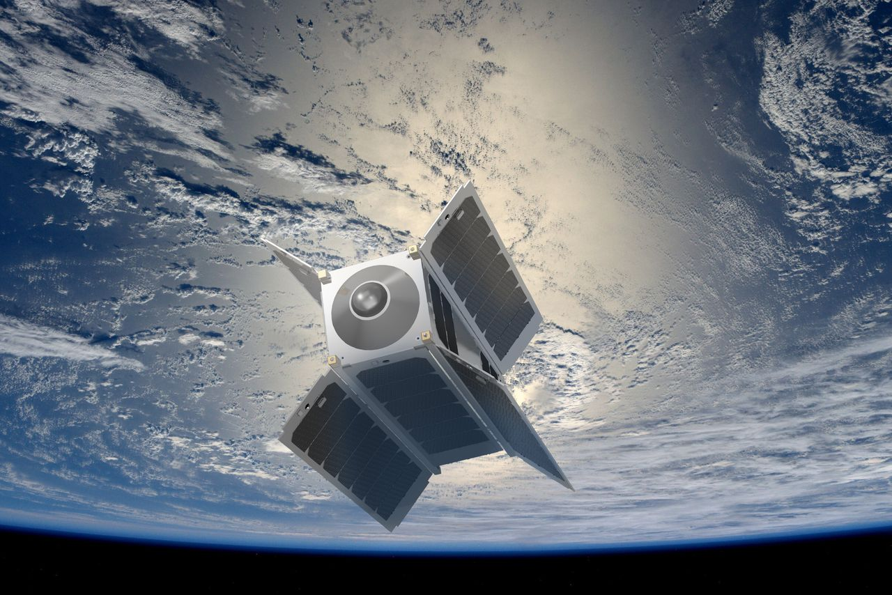 World's First Virtual Reality Camera Satellite Set for 2017