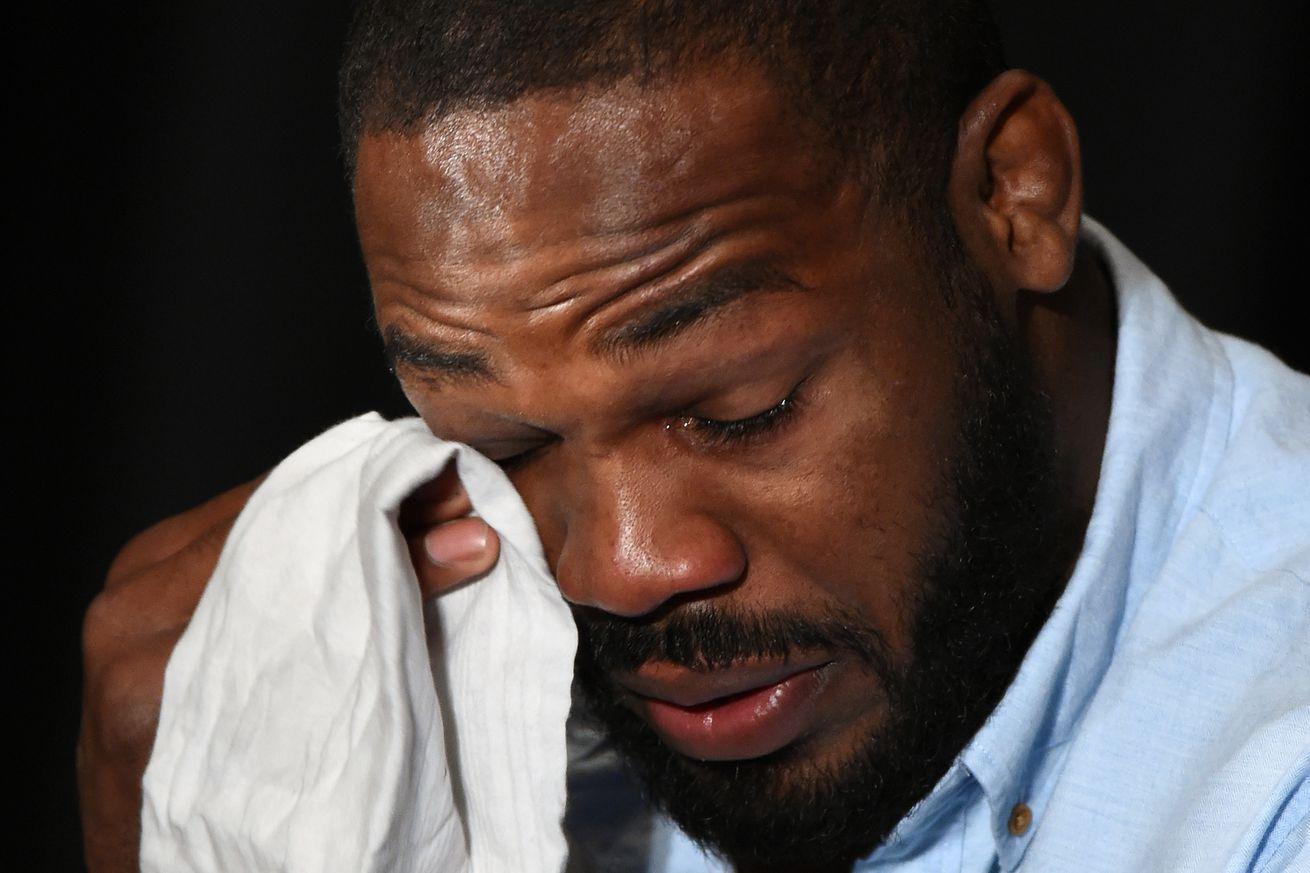 community news, Jon Jones hit with lawsuit for ruining UFC 200 main event