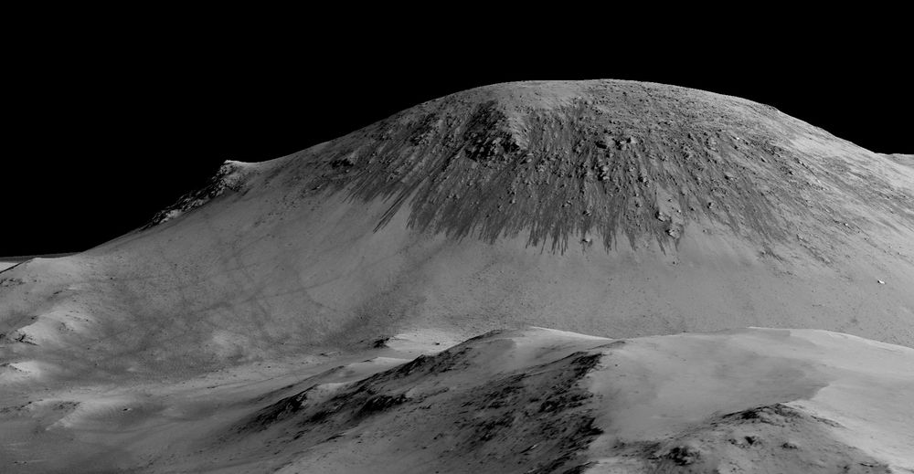 NASA confirms: Liquid Water exists on Mars!