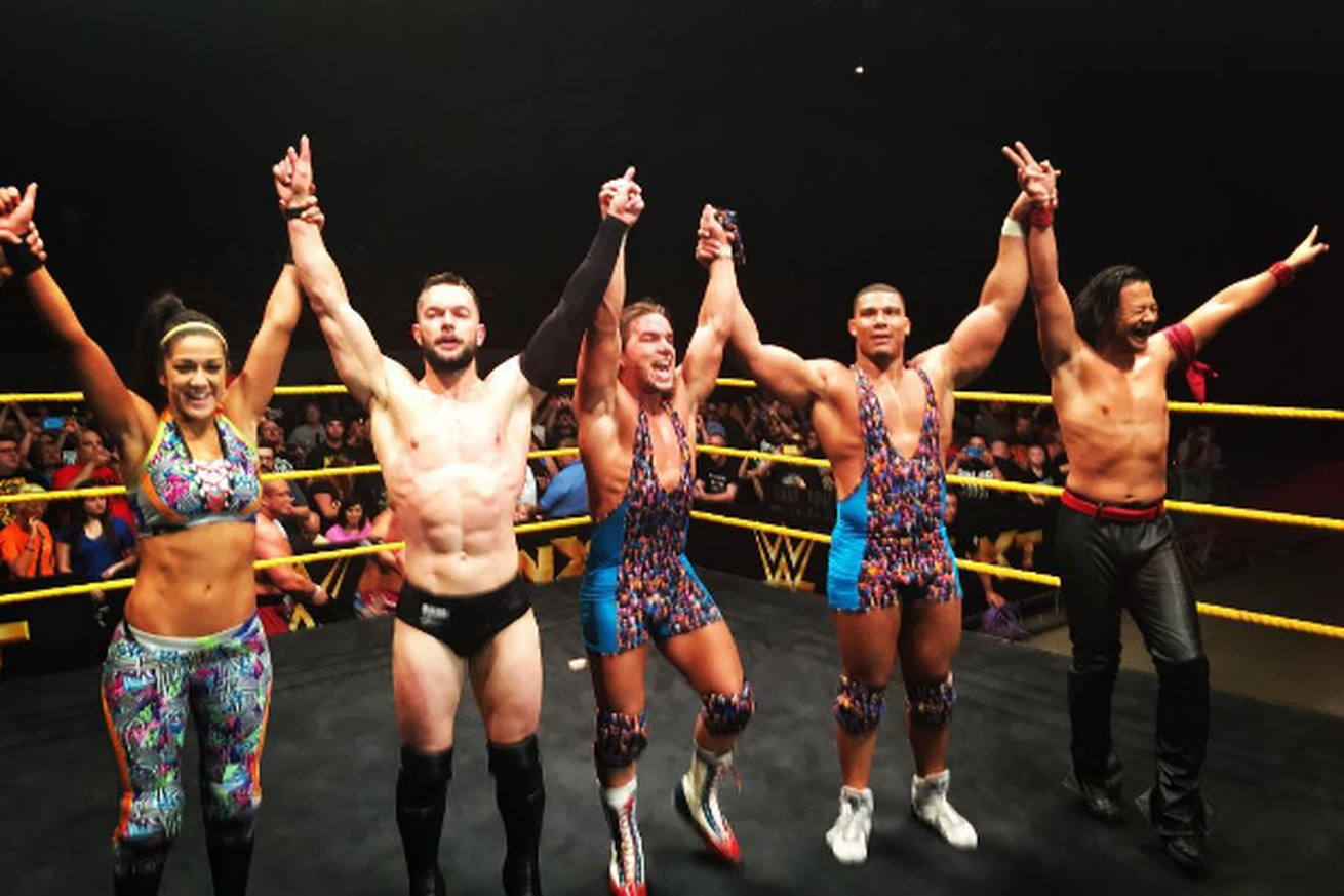 Six NXT Superstars to be Picked in the WWE Draft