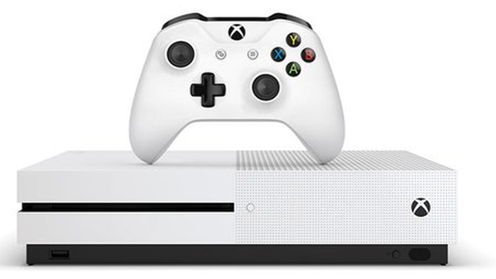 Microsoft S New Xbox One S Revealed In Leaked Images The