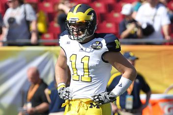Image result for jordan kovacs michigan football