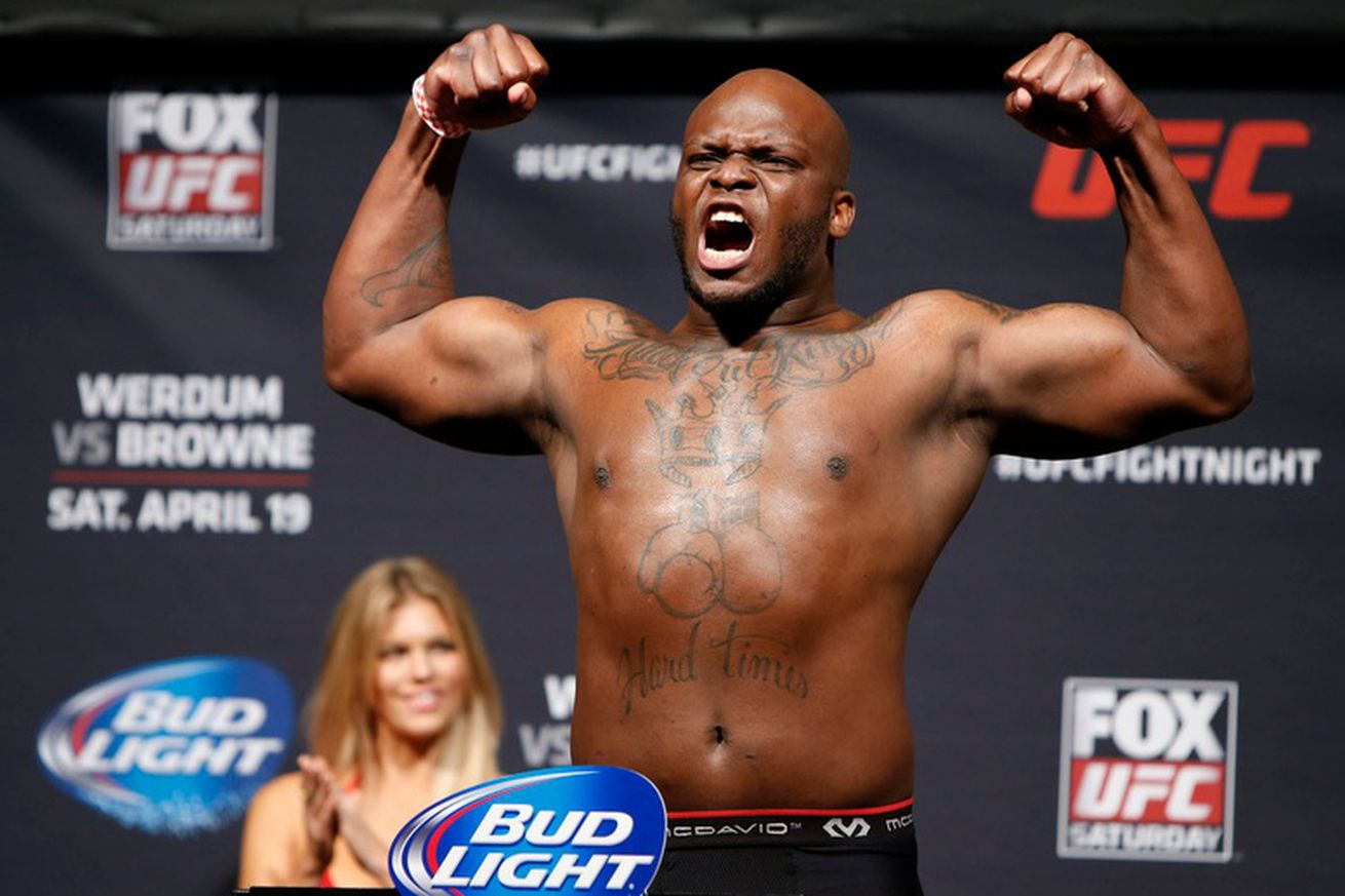 community news, Derrick Lewis vs. Gabriel Gonzaga targeted for UFC Fight Night 86