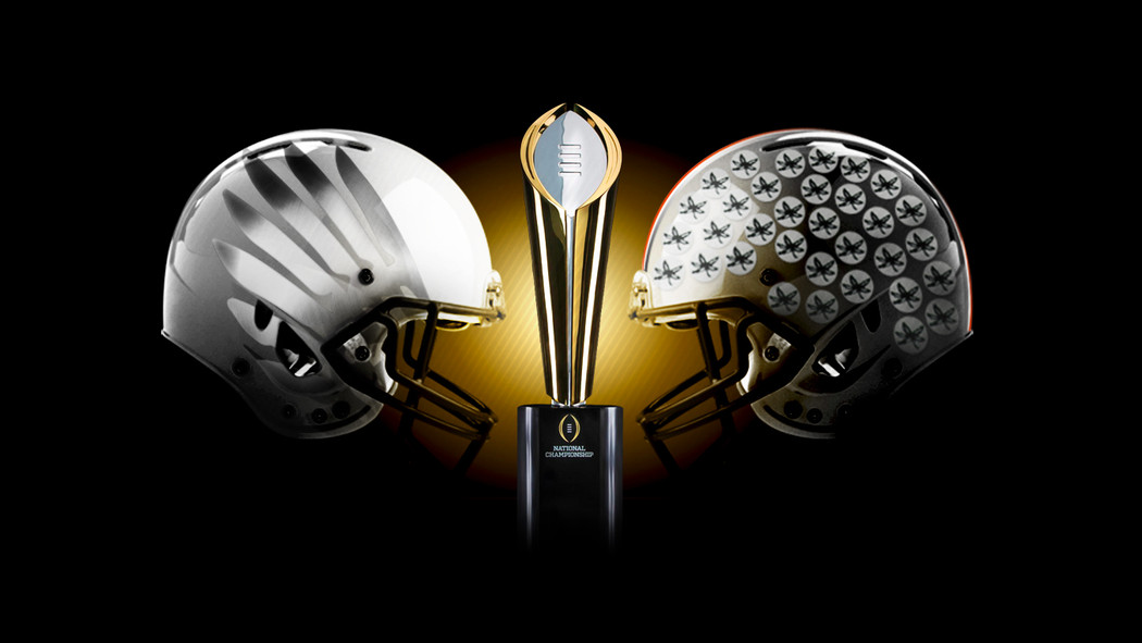 college football week 4 what time is national championship game 2015