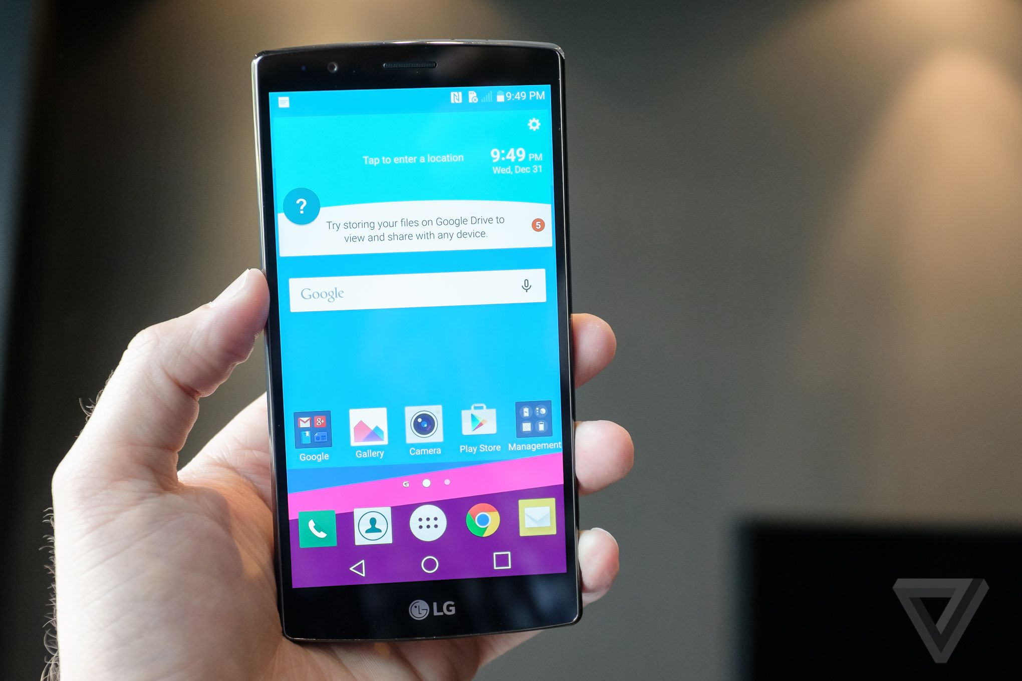 LGs New G4 Is A Powerhouse Phone Wrapped In Leather