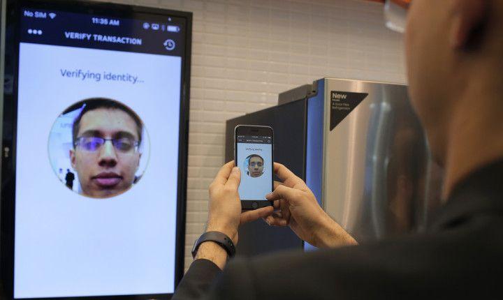 MasterCard unveils 'selfie' security checks
