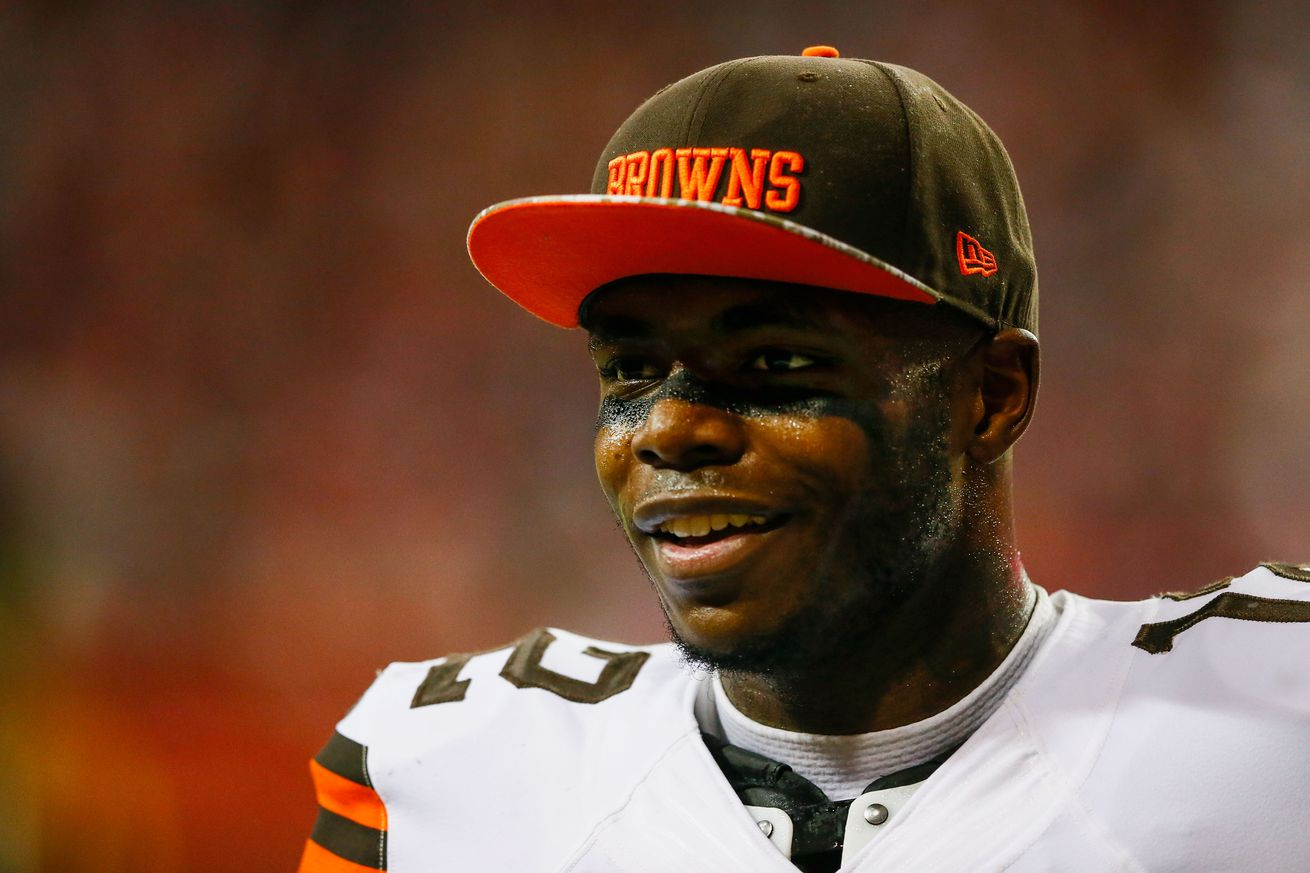 NFL reinstates suspended Browns wide receiver Josh Gordon
