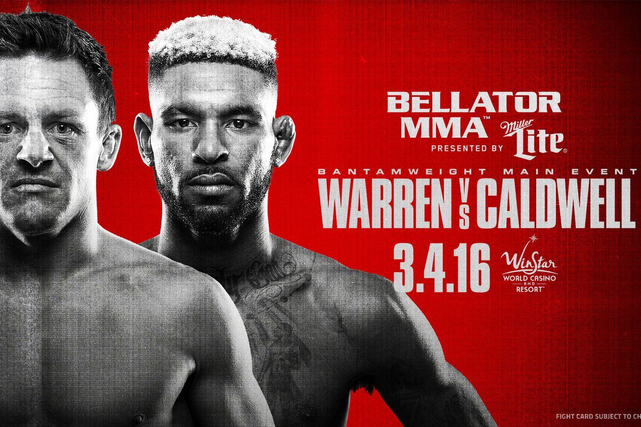 community news, Bellator 151 results recap, video highlights for Warren vs Caldwell