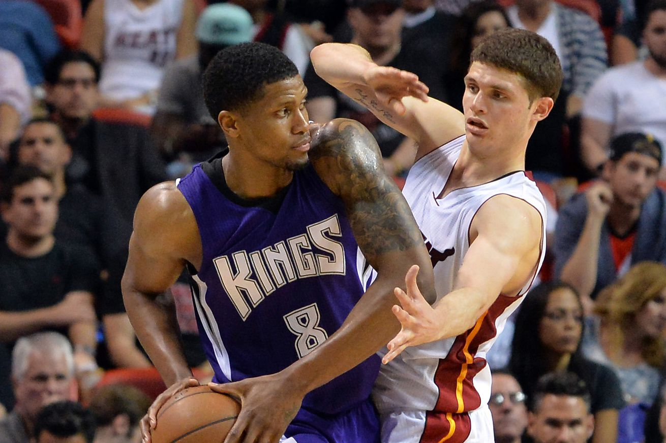 Rudy Gay 'Appealed' by Potential Trade to Heat