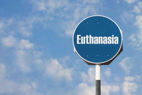 This way for euthanasia!
