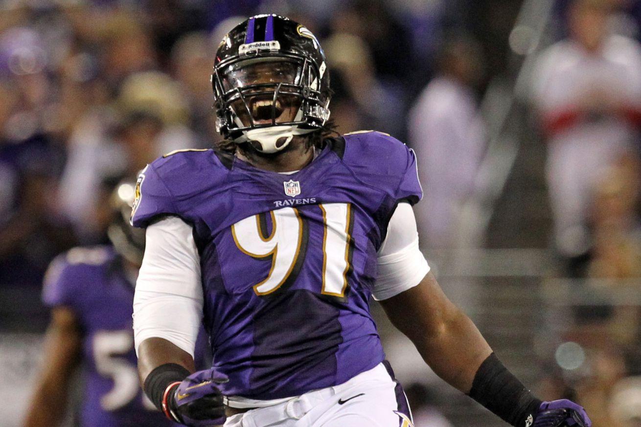 Wholesale NFL Jerseys - Ravens Defense: What About Courtney Upshaw? - Baltimore Beatdown