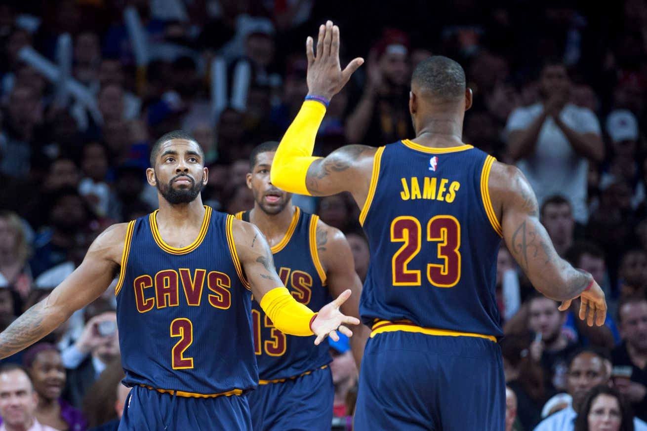 Cavaliers vs. Pistons, NBA playoff results 2016: Cleveland ...