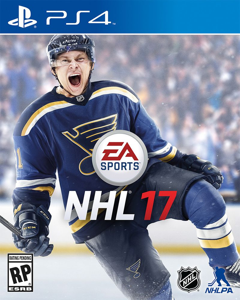 NHL 17 box art PS4 802