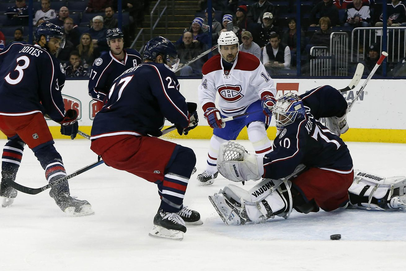 Canadiens Vs. Blue Jackets Third Period Thread - Eyes On The Prize