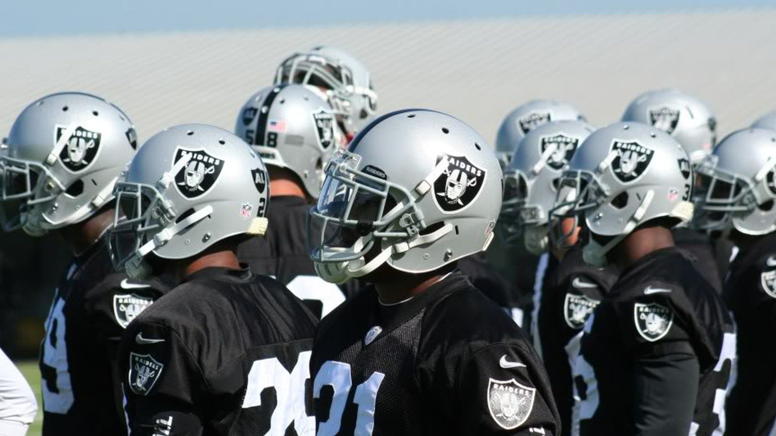 Raiders depth chart post draft - Silver And Black Pride