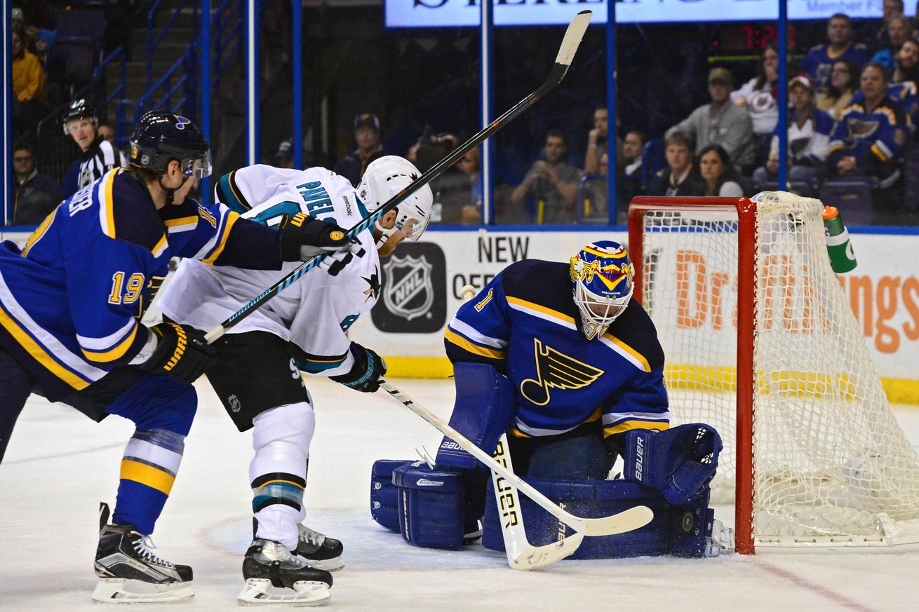 Sharks thrash Predators in game 7 to advance