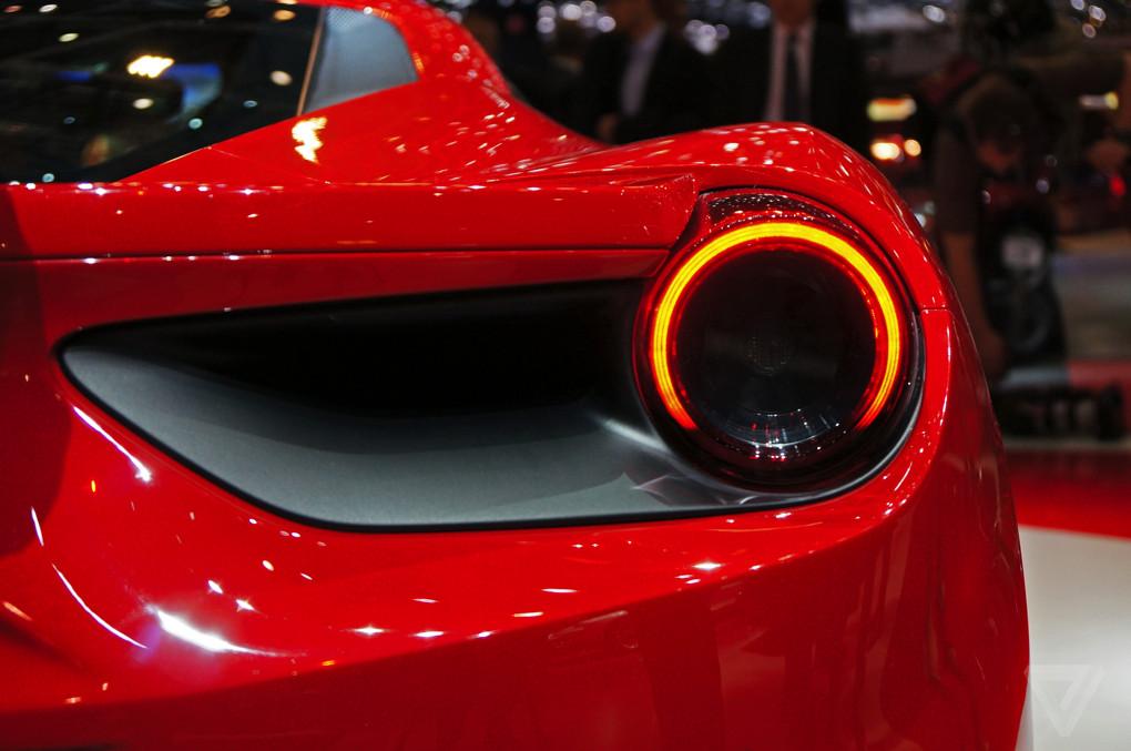 Up Close With Ferrari S Latest Supercar The 488 Gtb The