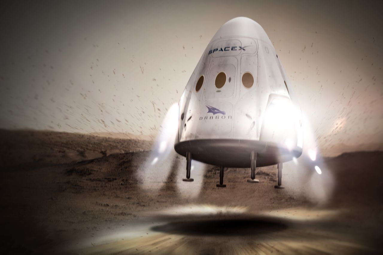 welcome to mars spacex - photo #19