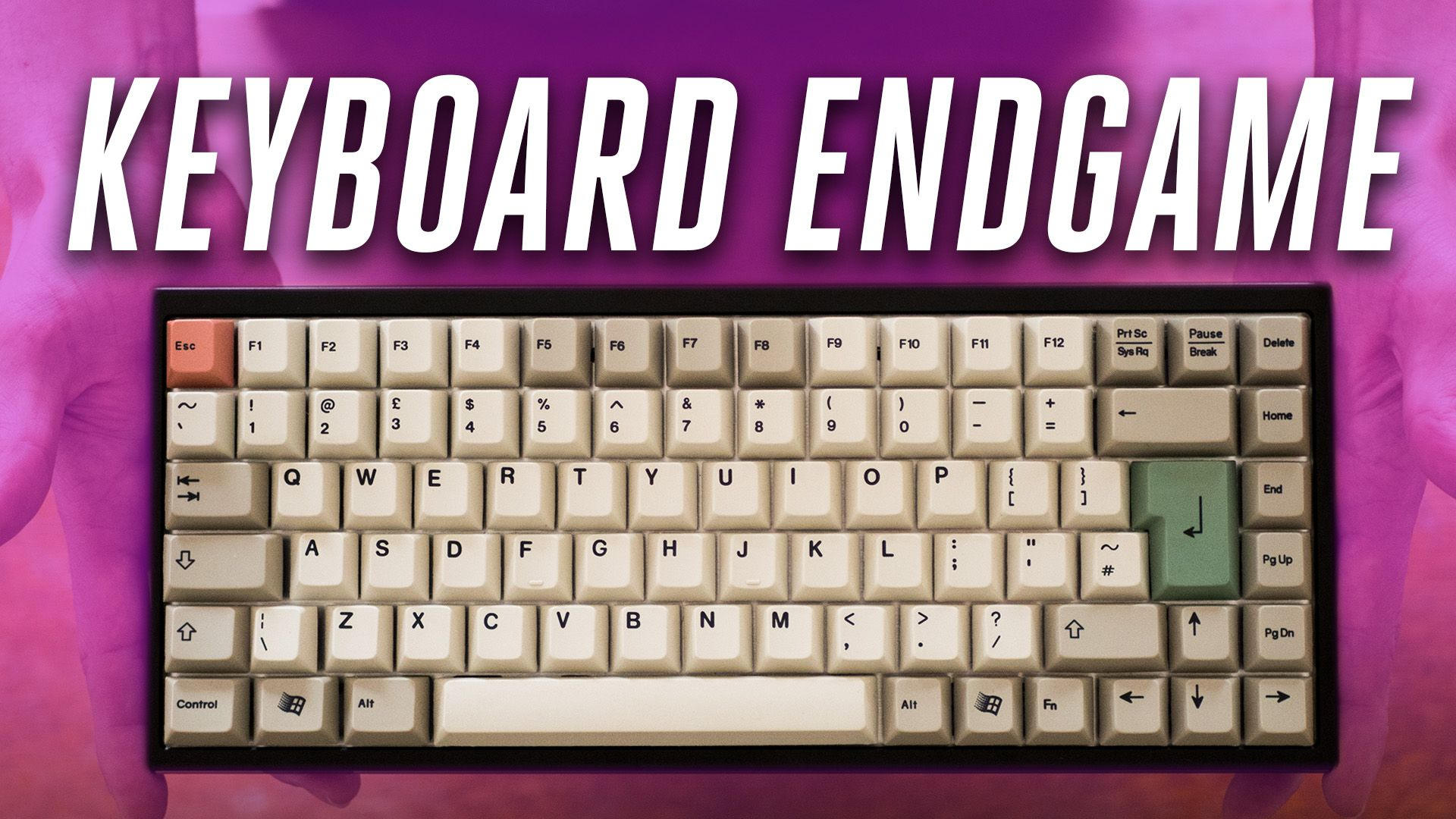How And Why I Built My First Mechanical Keyboard The Verge
