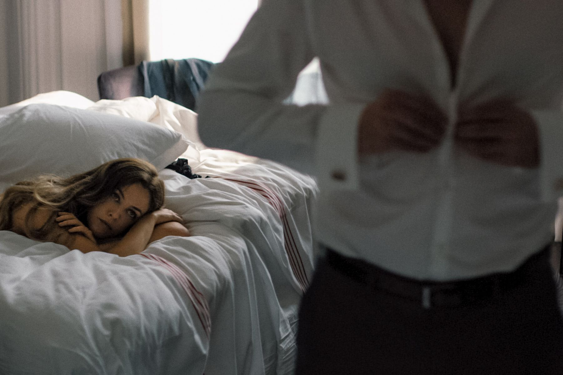 The girlfriend experience is an immaculate show about for Hot bed love images