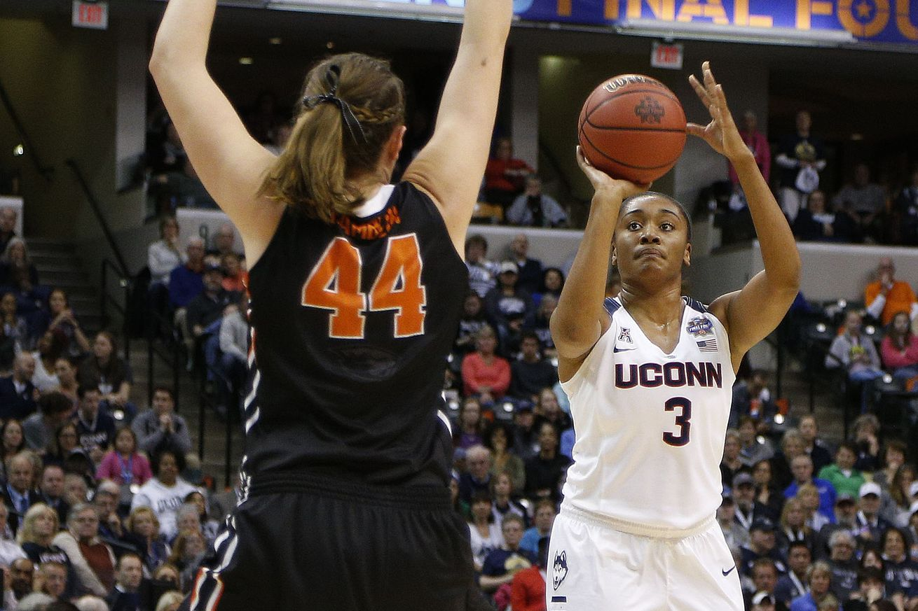 Four-Peat: UConn beats 'Cuse for 4th straight national title