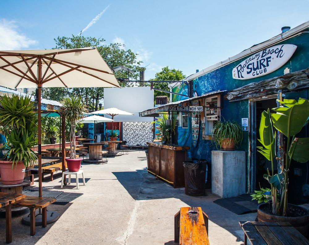 Rockaway Beach Restaurants