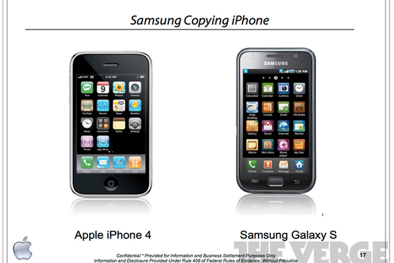 apple decisively wins samsung trial what it means the verge With apple vs samsung verdict advantage microsoft